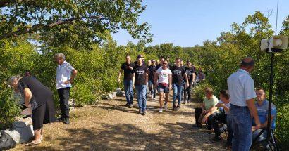 Mosor: Svetom misom obilježena 74. obljetnica ubojstva hrvatskih domoljuba Škripara