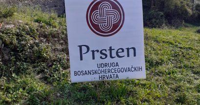"""CIMSKU BAZILIKU POSJETILE ČLANICE KLUBA ŽENA UDRUGE BOSANSKOHERCEGOVAČKIH HRVATA """"PRSTEN"""""""